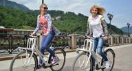 В отеле бесплатно: Велопрокат