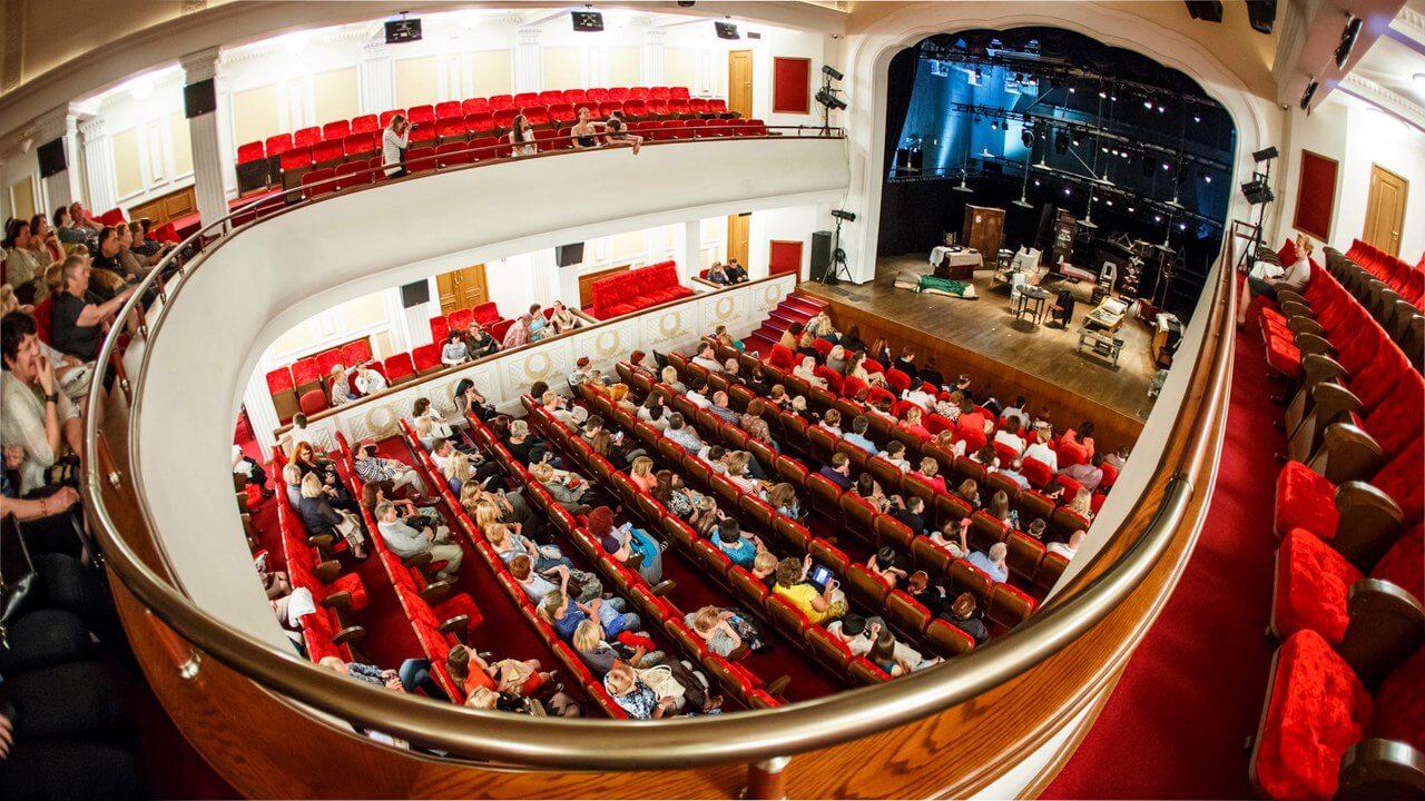 В отеле бесплатно: Продажа билетов на концерты и театральные представления
